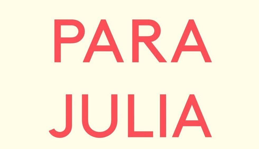 Subido aHablamos con el autor de 'ÉTICA PARA JULIA', un libro para los más woke de la generación zeta