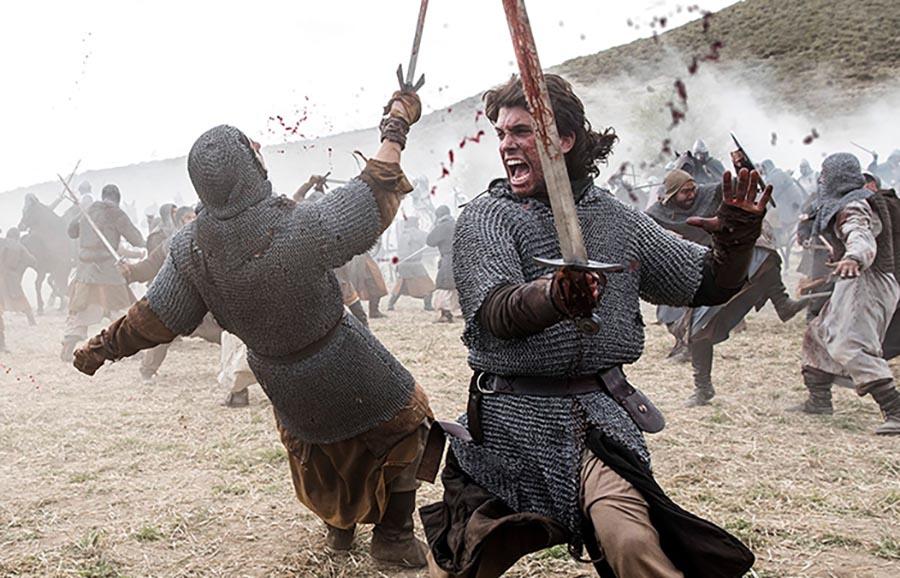 Amazon Prime Video muestra la segunda temporada de El Cid